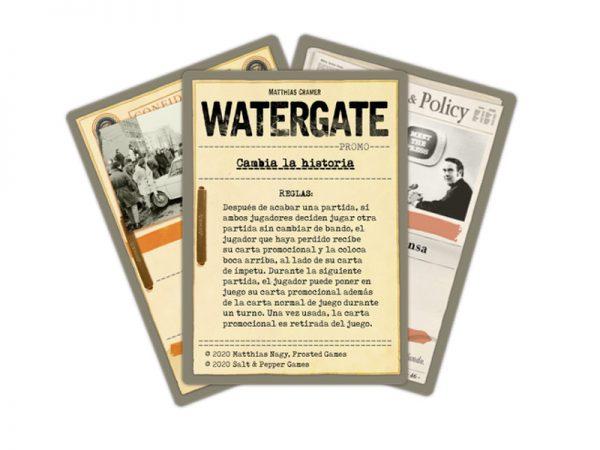 Promo Watergate Salt and Pepper Games