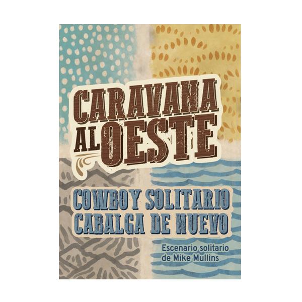 Cowboy Solitario Calbalga de Nuevo Salt and Pepper Games